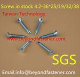 Bimetal Screw/Pan Framing Self Drilling Screw/ Wafer Screw/Self Tapping Screw