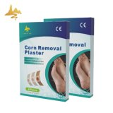 Health Care Herbal Foot Pain Relief Wart Corn Removal Plaster