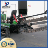 Best Quality Hard Ground Working Asphalt Trencher with Bullet Teeth