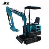 Garden Construction New Cheap Mini Excavator Factory