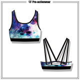Fashionable Women′s Seamless Sports Bra