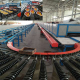 Chinese Ceramic Track Kiln