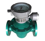 Cheap Oval Gear Flow Meter Palm Oil Flow Meter with 4-20mA Output