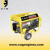 Hot Sale 100% Copper Wire 5.5kw 5kwportable Power Industrial Gasoline Generator