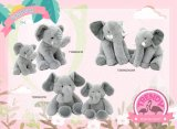 Wild Animals Elephant Plush Stuffed Toy