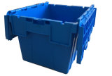 400X300X315mm Plastic Stackable Turnover Box for Office