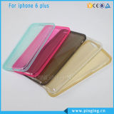 Thicken 2mm TPU Clear Phone Case for iPhone 4S/5s/6/6s Plus