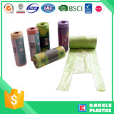 Factory Price Multi Color Disposable T Shirt Trash Bag