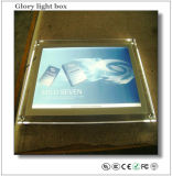 LED Acrylic Crystal Light Box