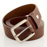 India Men's PU Leather Cheap Belt (RS-150232)