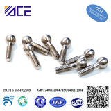 Aluminum CNC Router Spare Parts 6mm Ball Head Screw