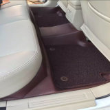 Easy Clean Full Surround 5D XPE Leather Car Floor Mat