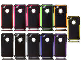 Hybrid Plastic Silicone Skin Cover Mobile Case for iPhone 6