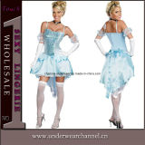 Fancy Dress Sexy Adult Party Costume, Midnight Princess Costume (TLQZ8944)