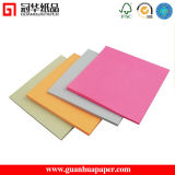 Custom Made Colored Full Sticky Notes