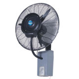 Wall Mounted Remote Control Mist Fan