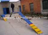 Dog Training Single Log Bridge With Adjustable Function (GW-DT04)