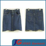 Wholesale Women Short Jean Skirt (JC2051)