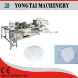 Folded Shape 3ply Earloop Face Mask Making Machine