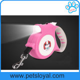 Factory Wholesale LED Retractable Pet Lead Dog Leash