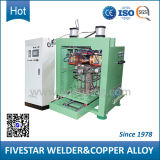 Dual-Side Seam Welding Machine for Square Shape Workpiece