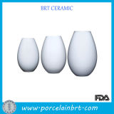Wholesale White Porcelain Vase Ceramic
