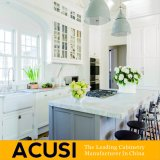 Wholesale Shaker Style Solid Wood Kitchen Cabinets (ACS2-W01)