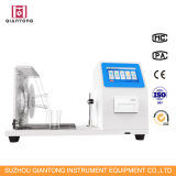 Synthetic Blood on Protective Clothing Materials Testing Machine