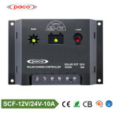 Paco Brand 12V/24V Solar Battery Charge Controller 10A