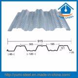 Building Material Steel Galvanized Floor Decking
