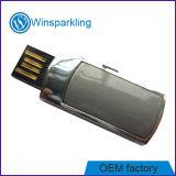 Free Laser Logo USB Flash Drive Metal USB Key