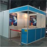 Customized Made Exhibition Booth Design with Cabinets