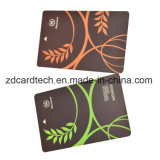 Gift PVC Card/Qr Code Membership Plastic Card with Lamination