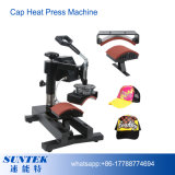 Aluminum Plate Heat Press Cap Hat Printing Machine
