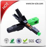 FTTH Sc/APC Sc/Upc Fiber Optic Sc Fast Connector