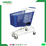 Plastic Metal Grocery Shopping Carts