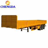 3 Axle 40FT Side Wall Enclosed Cargo Trailer Body Panels