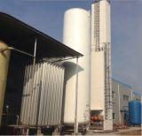 ISO / GB Standard 100m3 Tank LPG Gas Storage Tank Container Price for Sale