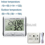 Household Indoor and Outdoor Use Temperature Humidity Meter Tdc-103