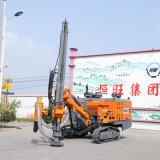 Chinese Factory Price Integrated Down The Hole Rock Blasting Drill Rig Machine