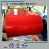 Red PPGI Used for Building Material