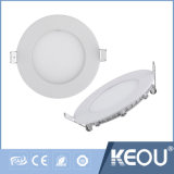 Factory Sale LED Slim Panel Light SKD 12W 100lm