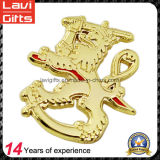 Best Price Metal Lapel Pin Badge with Animal Shape
