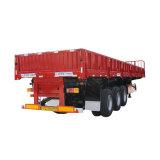 3 Axle Side Dumping Semi Trailer/Dump Truck