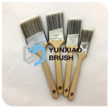 Filament Angular Sash Brush with Wood Handle Hardware