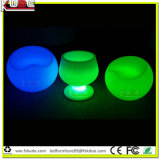 Wholesale LED Illuminated Stool LED Furniture with WiFi Control