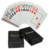 Custom Poker Club 100% New PVC/Plastic Poker Playing Cards