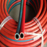300 Psi 20 Bar High Pressure Industrial Twin Welding Hose Factory