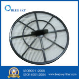 Circular HEPA Filter with Balck Frame for Vacuum Cleaner