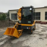 Large Capacity New Small Mini Automatic Electric Diesel Self Loading Twin Shaft Concrete Mixer